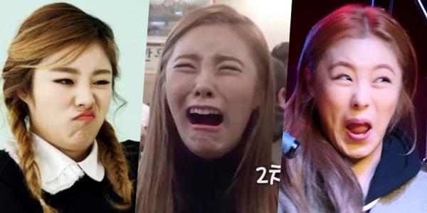 Những chiếc ảnh đáng sợ khi mỹ nhân K-Pop tự dìm nhan sắc xuống vực sâu-8