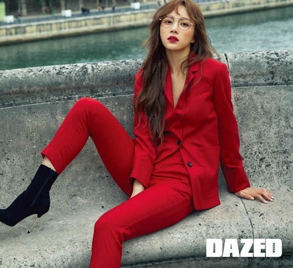 Những chiếc ảnh đáng sợ khi mỹ nhân K-Pop tự dìm nhan sắc xuống vực sâu-4
