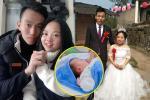 Cặp đôi đũa lệch vợ 1m2 được chồng cao 1m8 cưng như trứng mỏng, hạnh phúc đón con đầu lòng