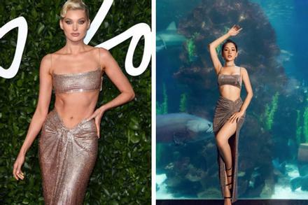 Chi Pu bị 'bóc' nhái đầm của thiên thần Victoria's Secret, stylist kiêm bạn thân Kenshj Phạm nhận trách nhiệm