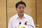 Tạm đình chỉ tư cách đại biểu HĐND TP Hà Nội với ông Nguyễn Đức Chung