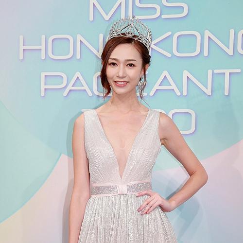 Vương miện Miss Hong Kong ngày càng rẻ-2