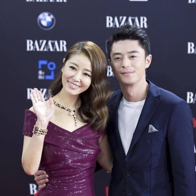 Lâm Tâm Như lần đầu lên tiếng về tin đồn ly hôn Hoắc Kiến Hoa-2