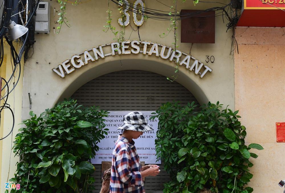 Nhà hàng, xưởng sản xuất pate Minh Chay đóng cửa, niêm phong-1