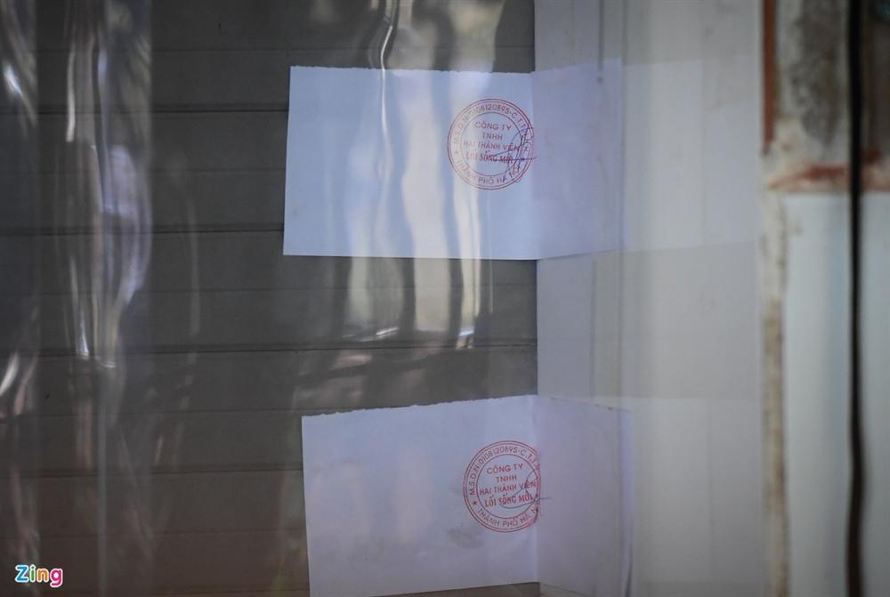 Nhà hàng, xưởng sản xuất pate Minh Chay đóng cửa, niêm phong-5