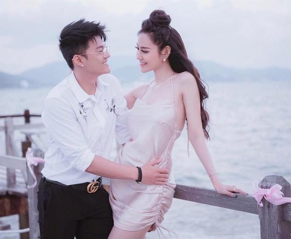 Lâm Vinh Hải - Linh Chi kỷ niệm 1 năm kết hôn, dân mạng chờ mòn mắt đám cưới-3