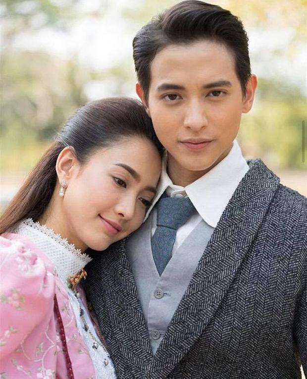 Fans phấn khích khi cặp đôi tài sắc James Jirayu và Taew Natapohn tái hợp-2