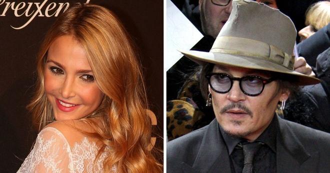 Johnny Depp hẹn hò Sophie Hermann-1
