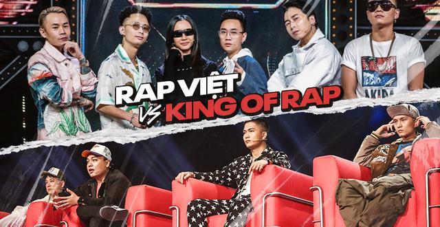 Wowy gọi sự so sánh Rap Việt với King Of Rap là... chuyện thị phi-3