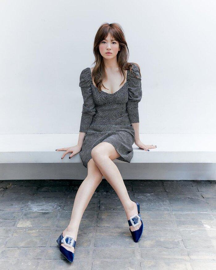 Song Hye Kyo ly hôn xong mà còn trẻ trung, chất lừ hơn khi làm vợ Song Joong Ki-4