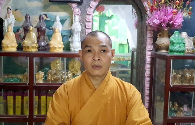 Sự thật thông tin gửi tro cốt ở chùa Kỳ Quang 2 với giá 13 cây vàng-1