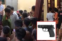 Phó trưởng công an xã ở Nam Định bắn nam sinh lớp 12 trước ngày khai giảng