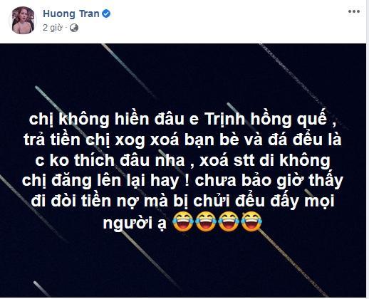 Vợ cũ Việt Anh tố Hồng Quế nợ nần, tình chị em thân thiết đã toang-3