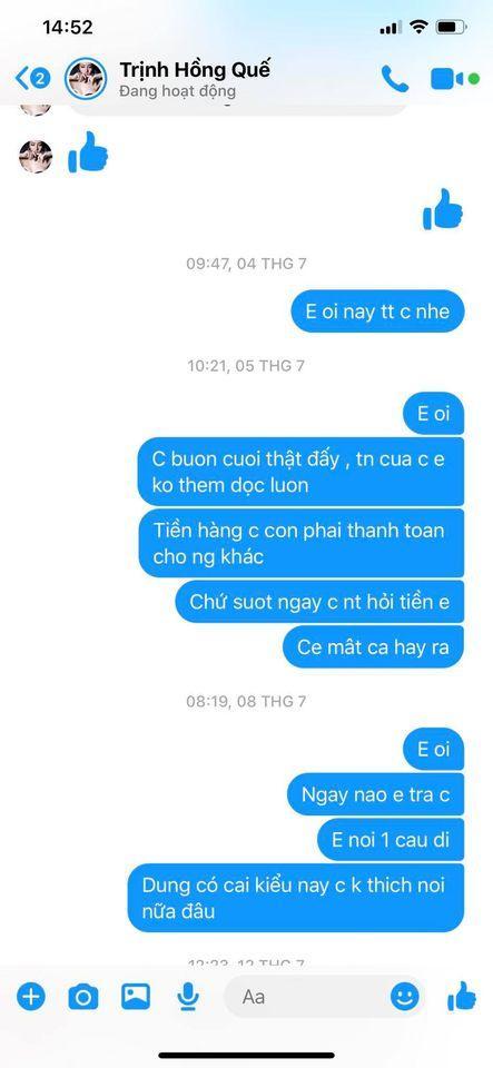 Vợ cũ Việt Anh tố Hồng Quế nợ nần, tình chị em thân thiết đã toang-7