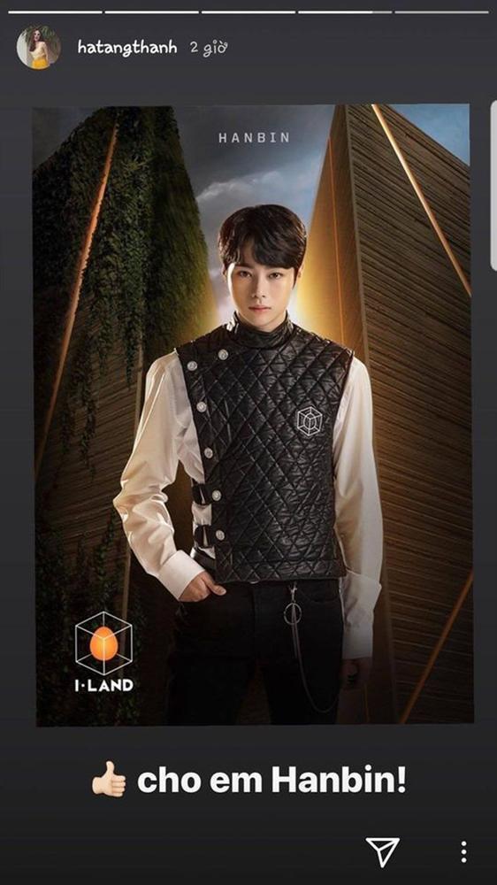 Hanbin - thí sinh Việt Nam làm dậy sóng fan Kpop khi có cơ hội làm em trai BTS, được cả Hà Tăng ủng hộ-3