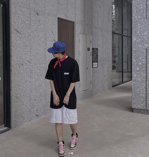 Đăng ảnh mới, Sơn Tùng M-TP lại bị soi diện đồ đôi với Thiều Bảo Trâm-2