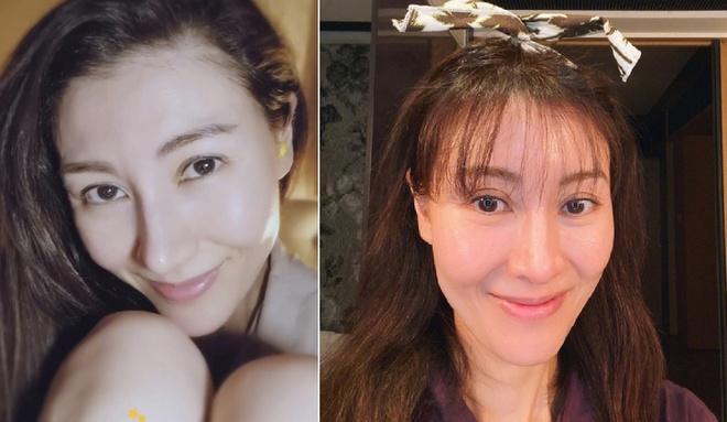 Hoa hậu Lý Gia Hân tiết lộ bí quyết giữ dáng ở tuổi 50-7