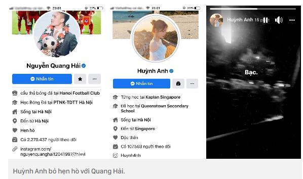 Chắc chắn yêu là đây: Quang Hải - Huỳnh Anh để lộ cách xưng hô ngọt hơn mật-3