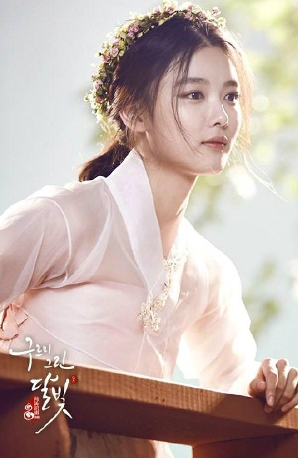 Chuyện chưa kể về nữ thần thế hệ mới Kim Yoo Jung-8