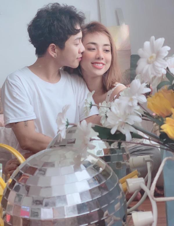 Bạn trai chuyển giới của Miko Lan Trinh lên tiếng về clip hôn đậm chất 18+-2