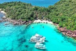 Vẻ đẹp của hòn đảo lớn nhất Việt Nam