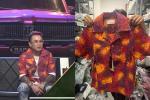 4 huấn luyện viên Rap Việt thay đổi trang phục