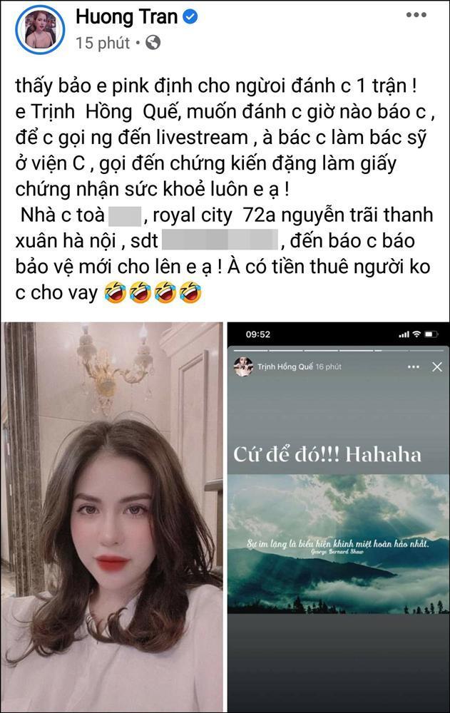 Hồng Quế cho người đến đánh, vợ cũ Việt Anh cười khinh-1