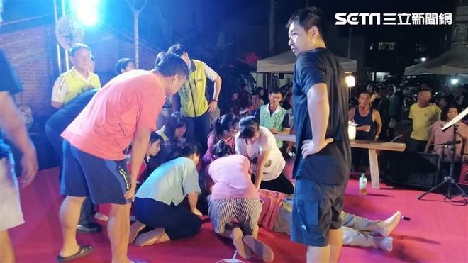 Ca sĩ quốc dân nhạc tình của Đài Loan đột tử khi đang biểu diễn-1