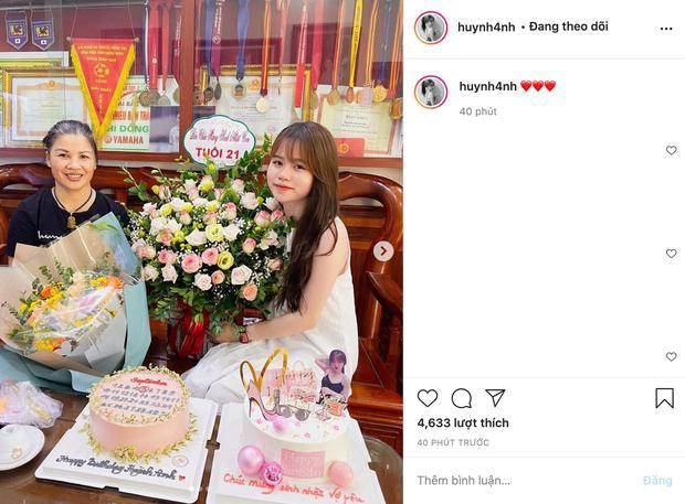 Huỳnh Anh vừa có động thái khẳng định mối quan hệ với Quang Hải cực tốt sau loạt drama-1