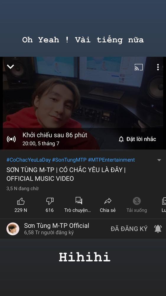 HHen Niê ra mặt ủng hộ Sơn Tùng M-TP giữa lúc netizen Hàn - Việt tranh cãi ở MV Hãy Trao Cho Anh-3