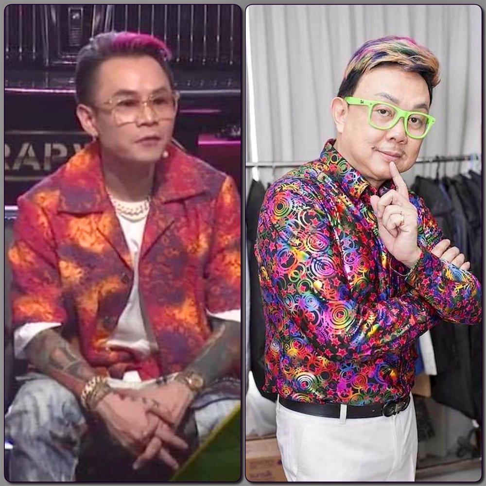 HLV Rap Việt 6 tuần mới đổi trang phục mà lại bị Trấn Thành cà khịa-3