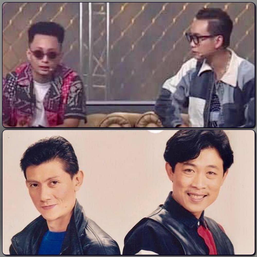 HLV Rap Việt 6 tuần mới đổi trang phục mà lại bị Trấn Thành cà khịa-5