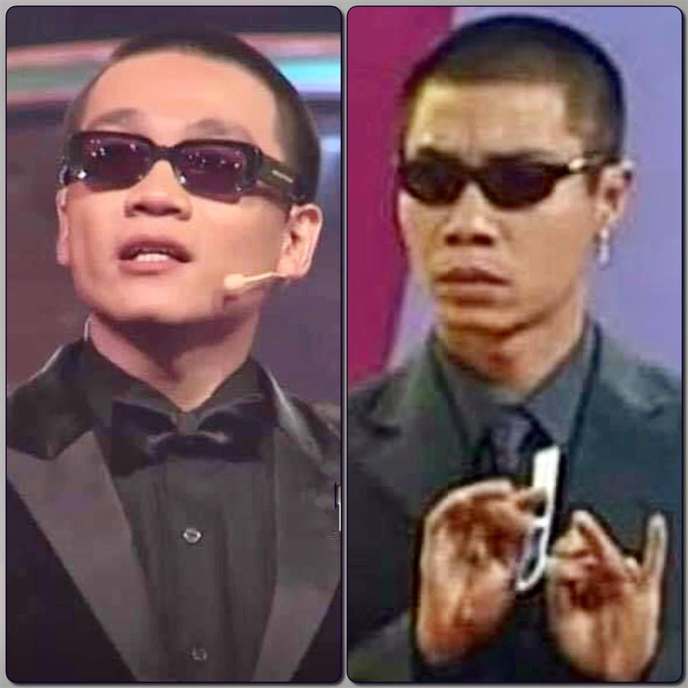 HLV Rap Việt 6 tuần mới đổi trang phục mà lại bị Trấn Thành cà khịa-4