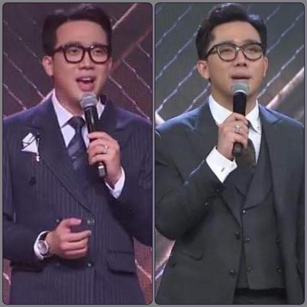 HLV Rap Việt 6 tuần mới đổi trang phục mà lại bị Trấn Thành cà khịa-6