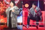 Rapper LK vái lạy vì may quá đã rời được chiếc áo siêu ngốt mà stylist King of Rap chọn cho