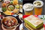 'Checklist' các món ăn được dát vàng, không cần đợi giàu vẫn được thưởng thức