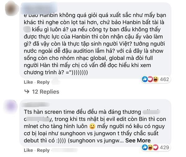 Netizen Hàn gây phẫn nộ khi yêu cầu Hanbin về Việt Nam debut-4