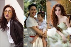 3 mỹ nhân Việt tên Hà: Người hôn nhân viên mãn, người làm mẹ đơn thân