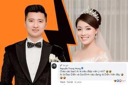 Nguyễn Trọng Hưng tiếp tục mỉa mai: 'Ai là đạo diễn, gia đình nào là diễn viên đây?'
