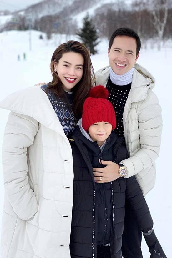 Tình cảm thân thiết của Kim Lý và Subeo-9