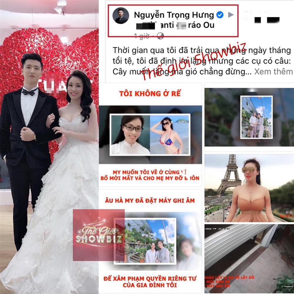 Phản dame Facebook chưa đủ, Trọng Hưng vào hẳn nhóm anti Hà My update bằng chứng tố vợ cũ-4