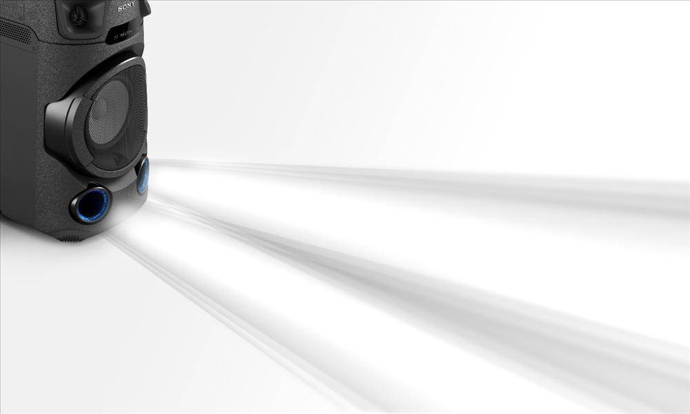 Bộ đôi loa 'khủng' Sony - phụ kiện không thể thiếu cho những bữa tiệc tại gia-2