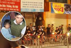 Bị công an vây bắt ở phố Tôn Đức Thắng, kẻ đánh gẫy tay con gái 6 tuổi đã trốn thoát