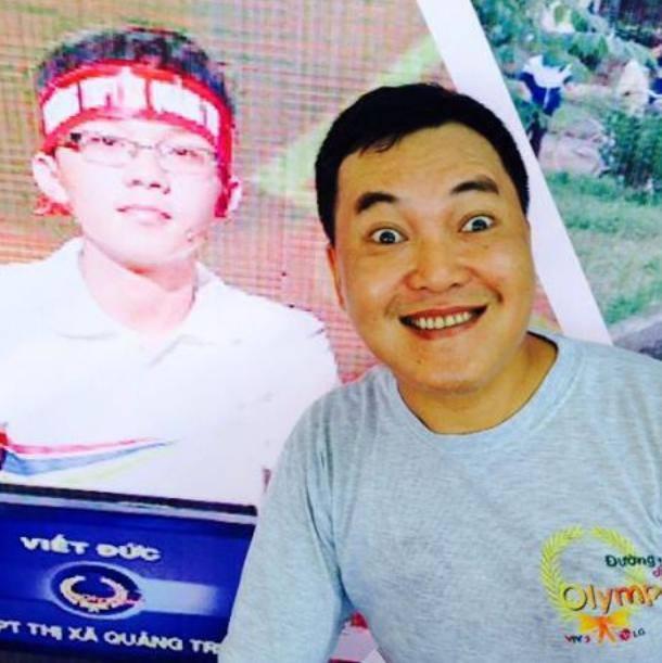 Không còn nhận ra MC Lưu Minh Vũ sau 17 năm rời xa Đường lên đỉnh Olympia-5