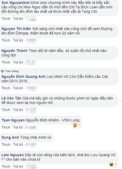 Không còn nhận ra MC Lưu Minh Vũ sau 17 năm rời xa Đường lên đỉnh Olympia-4