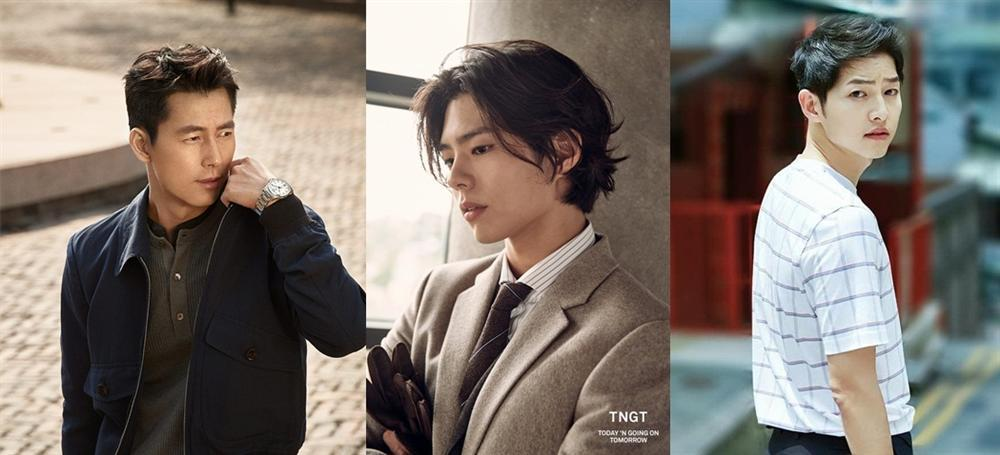 Hyun Bin, Jung Woo Sung điển trai tới mức đàn ông cũng mê mệt-4
