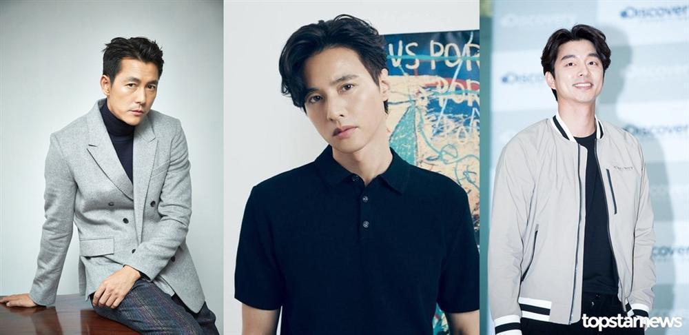 Hyun Bin, Jung Woo Sung điển trai tới mức đàn ông cũng mê mệt-5