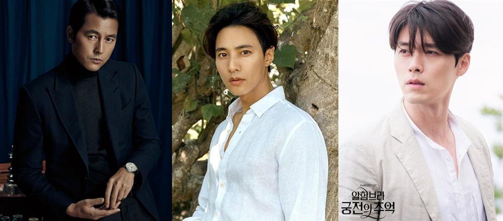Hyun Bin, Jung Woo Sung điển trai tới mức đàn ông cũng mê mệt-6