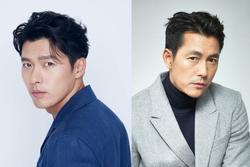Hyun Bin, Jung Woo Sung điển trai tới mức đàn ông cũng mê mệt