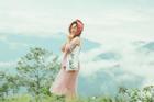 Nữ sinh Hà Nội 'lạc' trong bức tranh tuyệt sắc tại Mù Cang Chải